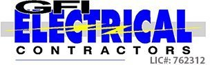 GFI Electrical Contractors Logo